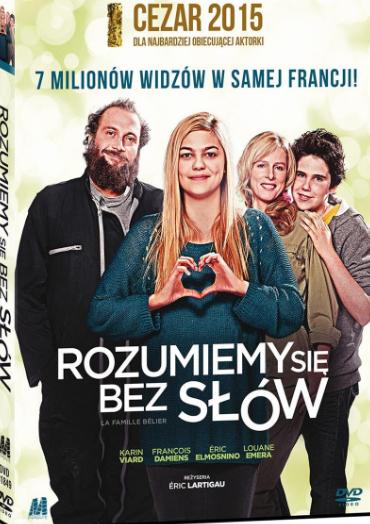 Rozumiemy się bez słów - Kino Plenerowe w Kluczborku, 04.07.2020r. 21:30, bilet 10 PLN