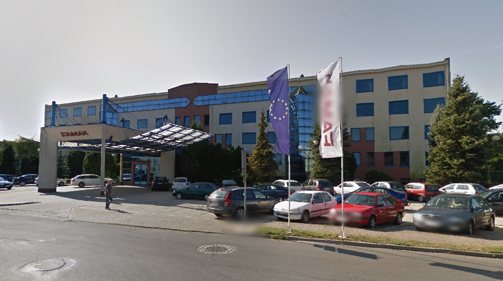 Tragiczny wypadek w Kluczborku. 43-latek spadł z 11 metrów. Zginął na miejscu.