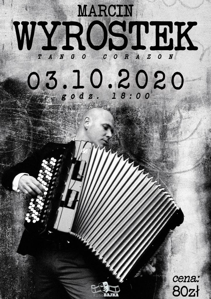 IV urodziny Kina Bajka w Kluczborku. Wyjątkowy Koncert!