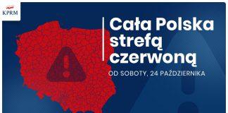 Kluczbork i cała Polska w Czerwonej strefie!