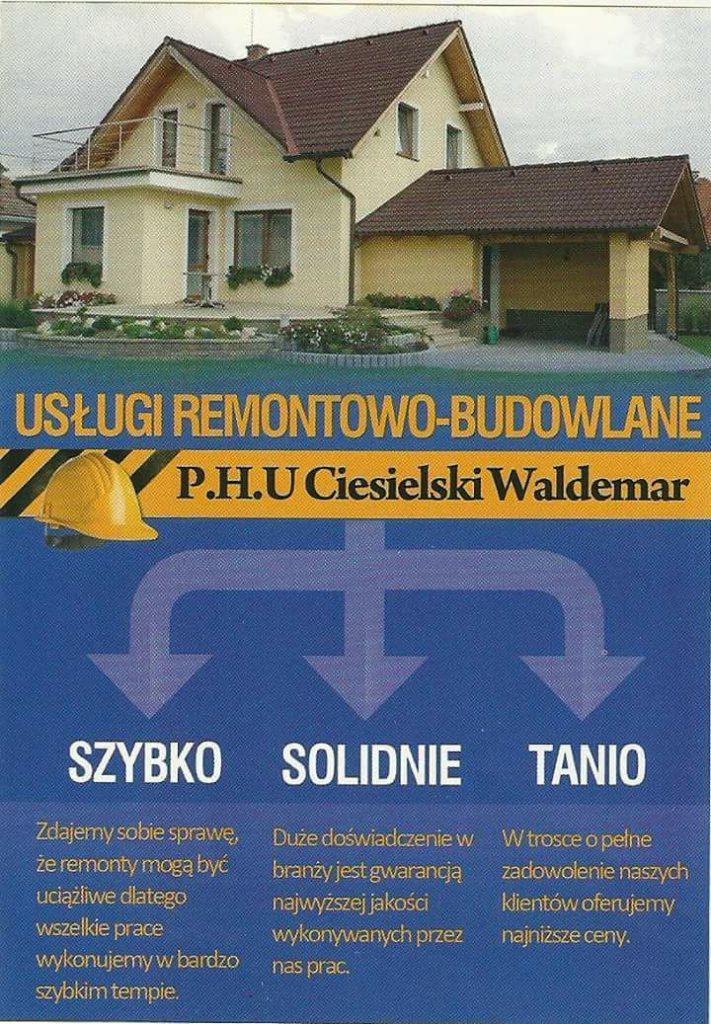 Zakład Remontowo-Budowlany Waldemar Ciesielski
