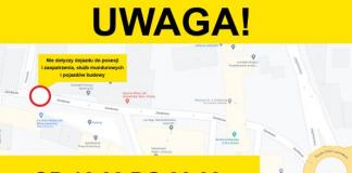 Od 16 do 30 marca zamknięty przejazd ulicą Zamkową w Kluczborku.